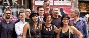 Snap Scene: Leave Your Hat On - Joe Cocker Tribute