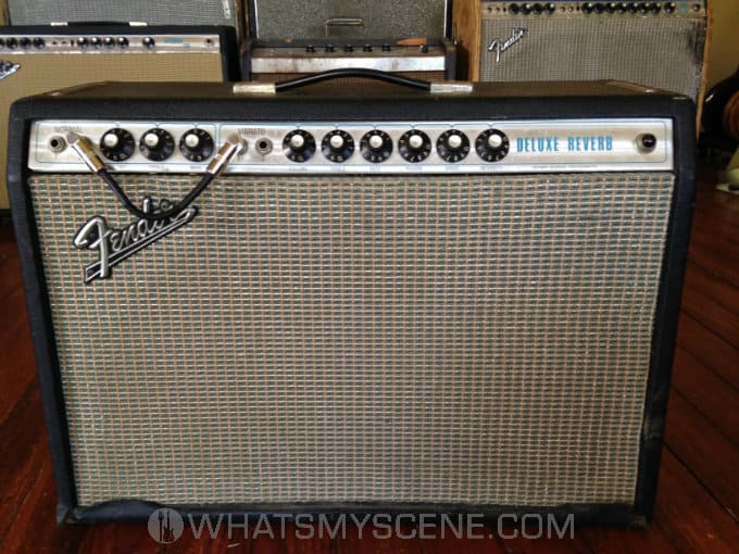 Deluxe Reverb front