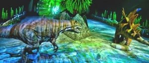 Snap Scene: Walking with Dinosaurs - Hisense Arena, 25th March 2015
