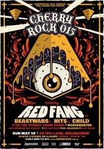 Cherry Rock 2015