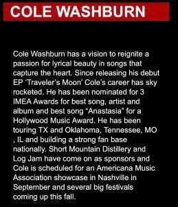 Cole bio
