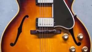 Vintage Guitar Scene: 1962 Gibson ES-175D