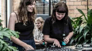 Snap Scene: Corner Hotel Awards feat. Cable Ties - Saturday 24th February 2018