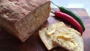 Recipe Scene: Corn Bread