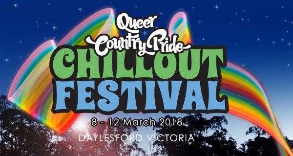 Scene News: ChillOut - Australia's premier queer country pride festival starts Thursday!