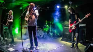 Review Scene: The Lemonheads, TV Daze, Spike Fuck-The Curtin, 6th March 2018.