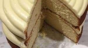 Recipe Scene: Splice Cake