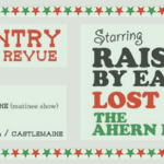 Scene News: A Christmas Country Revue with Raised By Eagles, Lost Ragas + The Ahern Brothers