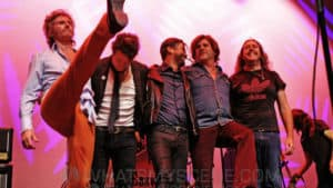 Snap Scene: EasyFever with Tex Perkins, Tim Rogers, Kram, The Forum, Melbourne, 19th December 2017
