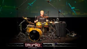 Snap Scene: Drummers' Special - Gregg Bissonette, The Australian Ultimate Drummers Weekend 2013 - 24th August 2013