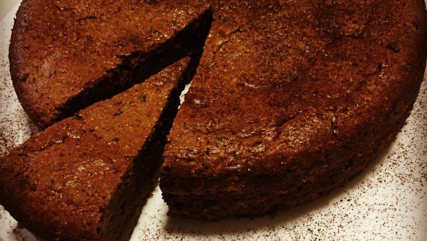 Recipe Scene Hazelnut ricotta and chocolate cake Whats My Scene