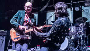 Snap Scene: A Fist Full of Rock: Hoodoo Gurus, You Am I, Jebediah - The Forum Sat 27th August 2017