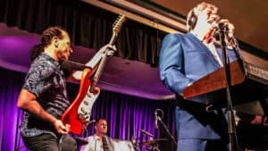 Snap Scene: Mental As Anything, Flying Saucer Club - Sun 15th Jan 2017
