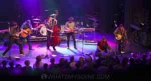Snap Scene: Old Crow Medicine Show & Valerie June, The Enmore, Newtown - 3rd October 2017