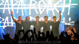Snap Scene: Papa Roach, 170 Russell, Melbourne 21st January 2018