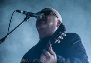 Review Scene: The Pixies, Margaret Court Arena - 4th March 2017