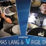 Scene News: Virgil Donati & Thomas Lang: Tour Starts This Week. Limited Spaces Left + Competition!