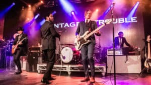 Review Scene: Vintage Trouble - 170 Russell St, April 9th 2017
