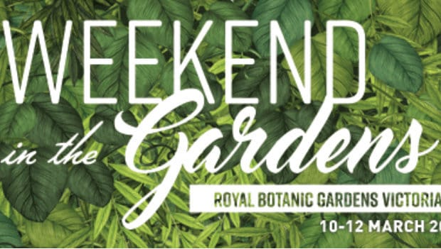 Scene News: A Weekend In The Gardens March 10-12 Great Music ...
