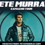Scene News: Pete Murray releases CAMACHO on June 2nd amid rave reviews