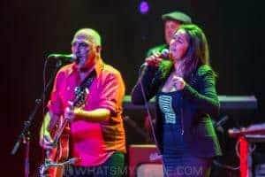 Joe Camilleri & the Black Sorrows, with Vika & Linda Bull