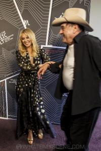 Kylie Minogue, Molly Meldrum