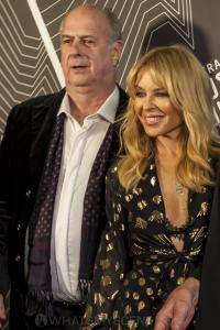 Michael Gudinski, Kylie Minogue