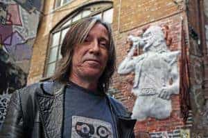 Bon Scott sculpture unveiling