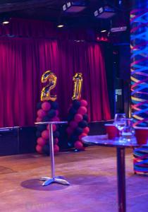 Corner Hotel 21st Birthday