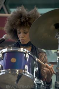 Cindy Blackman - Santana