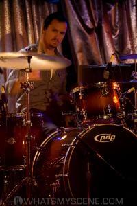 Lucius Borich - Cog, Kevin Borich