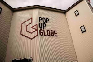 Pop Up Globe Theatre