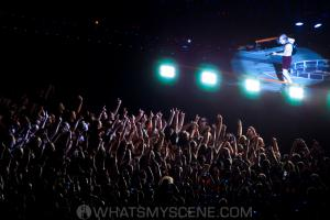 Angus Young - Sydney Stadium 22nd February 2010