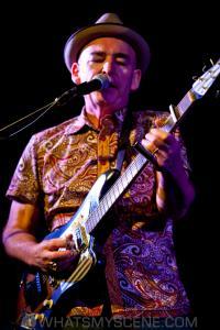 Dom Turner - Caravan Club - 7th Feb 2015