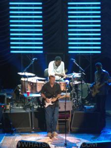 Eric Clapton - Rod Laver - 3rd Feb 2007