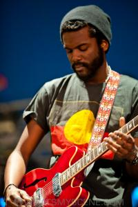 Gary Clark Jr - Big Day Out - 26th Jan 2013
