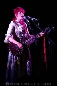 Kim Boekbinder - The Evelyn - 26th Sep 2011