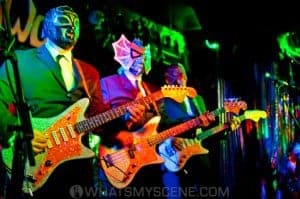 Los Straitjackets with Big Sandy