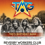 Scene News: Ted Mulry Gang – Join Together To Celebrate Ted's 70th Birthday