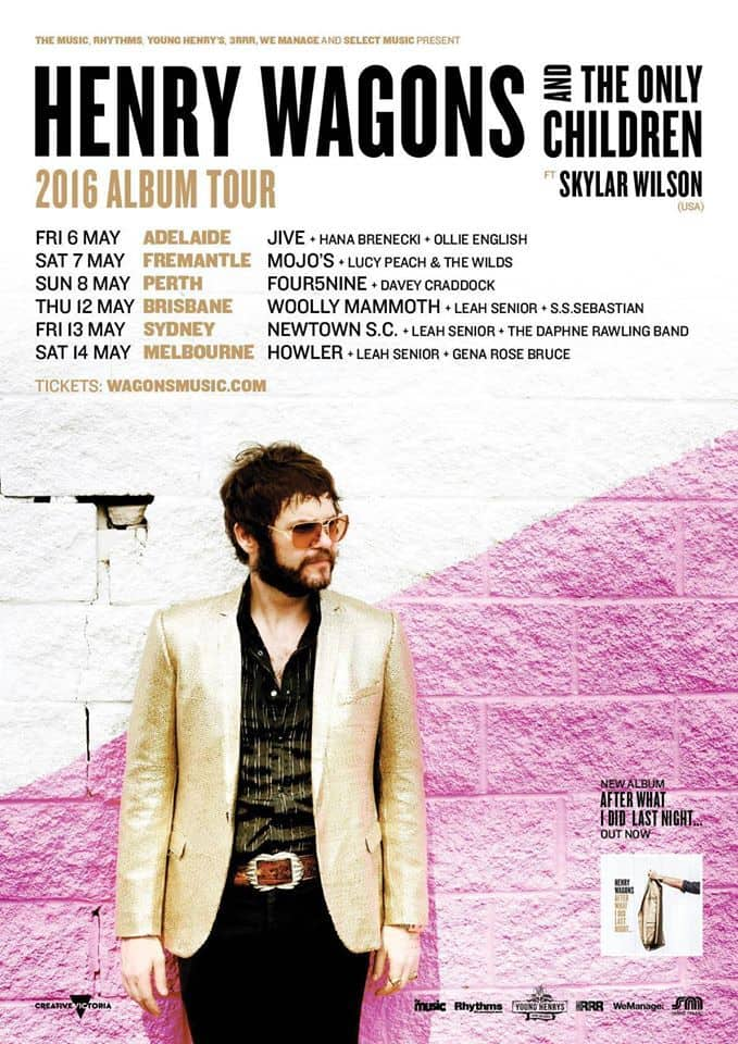 Henry Wagons tour