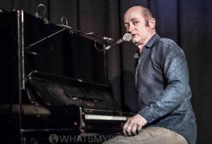 Snap Scene: Dave Faulkner & Brad Shepherd, The Caravan Club 10th Jan 2015