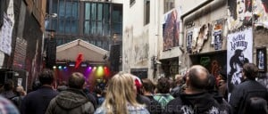 Gig Scene: Cherry Rock, ACDC Lane Melbourne - May 10th 2015 - part 3 of 3