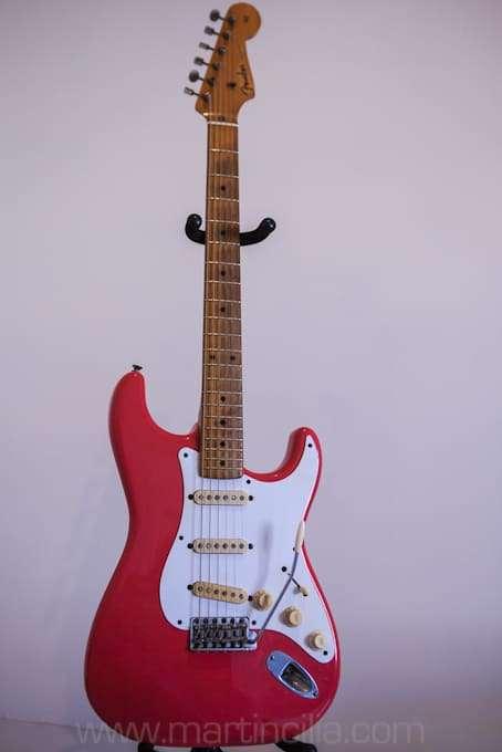1958 Fender Stratocaster 01