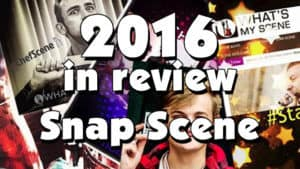 Snap Scene: 2016 in review