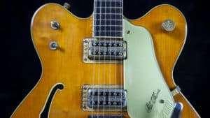 Vintage Guitar Scene: 1963 Gretsch Country Gentleman 6120