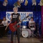 Scene News: Aussie rock icon, Sarah McLeod launches fashion label, BAD VALENTINE, on Saint Valentine's Day!