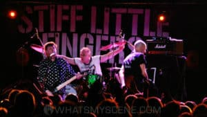 Snap Scene: Stiff Little Fingers, The Croxton, Melbourne 24th February 2018