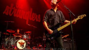 Snap Scene: The Stranglers - Forum Theatre, Melbourne 6th February 2018