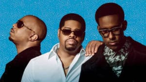 Review Scene: BOYZ II MEN - TRAK Lounge, Melbourne - 8th February 2018