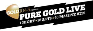 Scene News: PURE GOLD LIVE Hits Melbourne again this March!